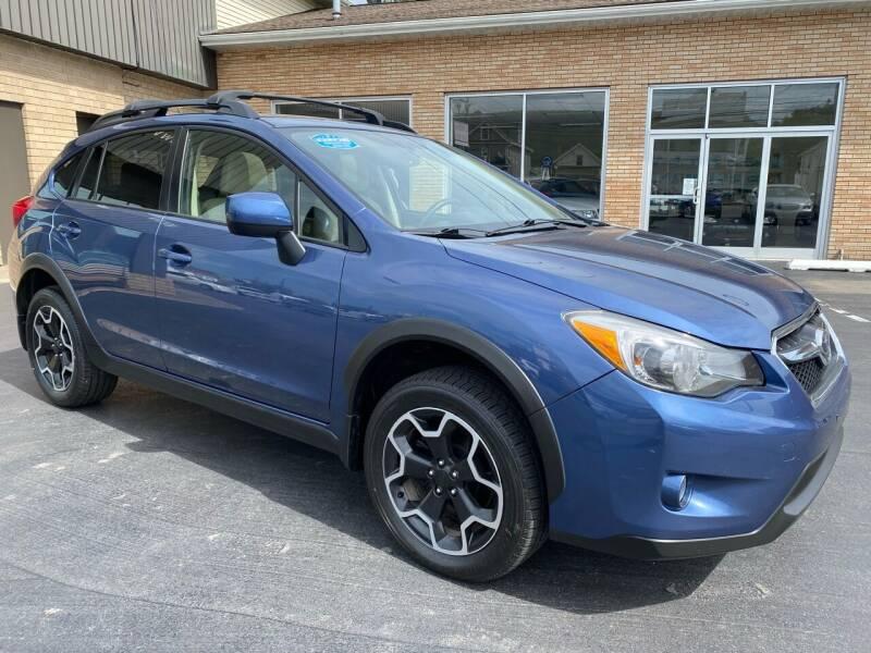 2013 Subaru XV Crosstrek for sale at C Pizzano Auto Sales in Wyoming PA