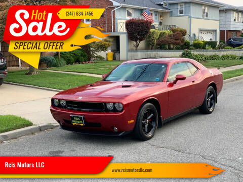 2010 Dodge Challenger for sale at Reis Motors LLC in Lawrence NY