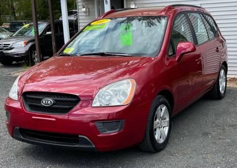 2007 Kia Rondo for sale at Landmark Auto Sales Inc in Attleboro MA