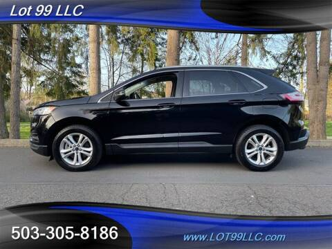 2019 Ford Edge for sale at LOT 99 LLC in Milwaukie OR