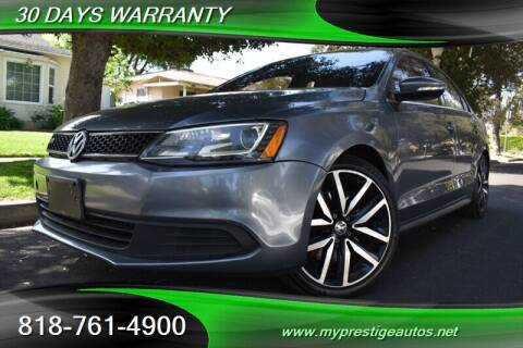 2014 Volkswagen Jetta for sale at Prestige Auto Sports Inc in North Hollywood CA