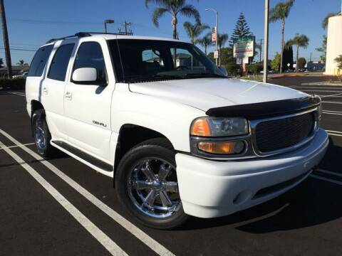 2002 GMC Yukon for sale at Beach Auto Group LLC in Midway City CA
