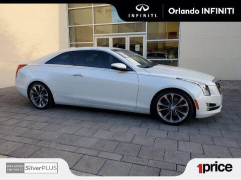 2016 Cadillac ATS for sale at Orlando Infiniti in Orlando FL