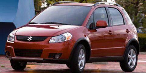 2007 Suzuki SX4 Crossover for sale at HILAND TOYOTA in Moline IL