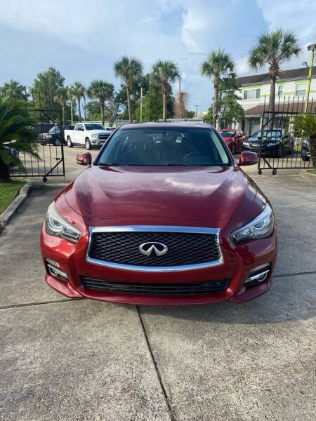 2014 Infiniti Q50 for sale at A to Z IMPORTS in Metairie LA