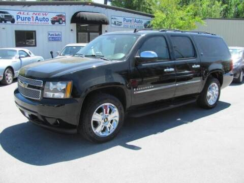 2009 Chevrolet Suburban for sale at Pure 1 Auto in New Bern NC