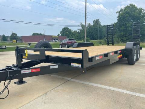 2021 Lawrimore 20ft 10k Equipment Hauler for sale at A&C Auto Sales in Moody AL