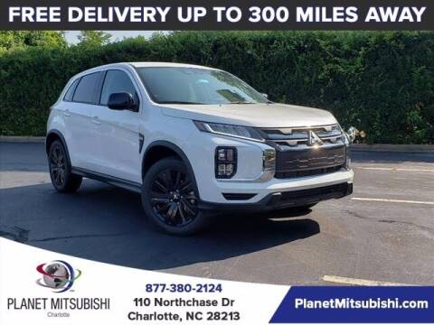 2021 Mitsubishi Outlander Sport for sale at Planet Automotive Group in Charlotte NC
