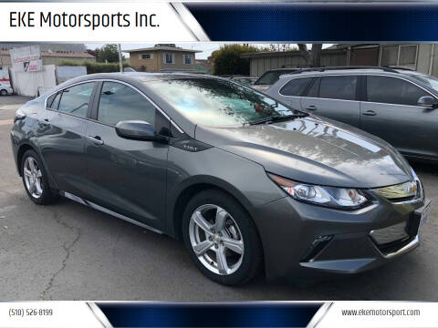 2017 Chevrolet Volt for sale at EKE Motorsports Inc. in El Cerrito CA