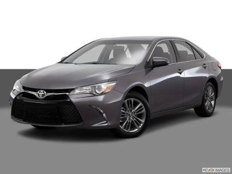 2016 Toyota Camry for sale at Bourne's Auto Center in Daytona Beach FL