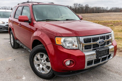2011 Ford Escape for sale at Fruendly Auto Source in Moscow Mills MO