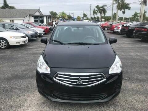 2019 Mitsubishi Mirage G4 for sale at Denny's Auto Sales in Fort Myers FL