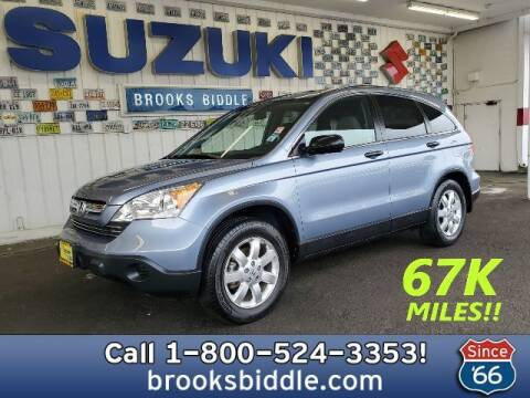 2007 Honda CR-V for sale at BROOKS BIDDLE AUTOMOTIVE in Bothell WA