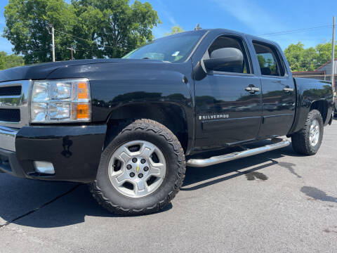 2007 Chevrolet Silverado 1500 for sale at Beckham's Used Cars in Milledgeville GA