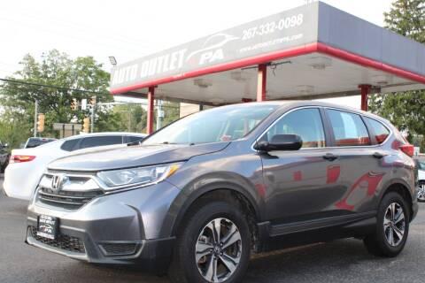 2017 Honda CR-V for sale at Deals N Wheels 306 in Burlington NJ