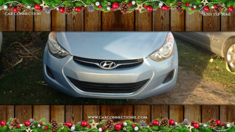 2011 Hyundai Elantra for sale at Car Connection in Yorkville IL