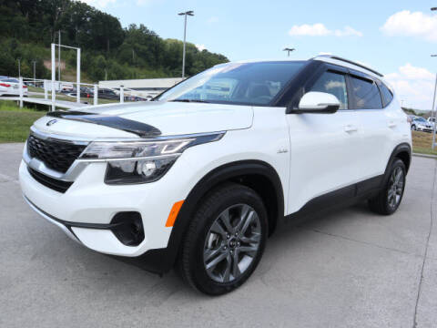 2021 Kia Seltos for sale at RUSTY WALLACE KIA OF KNOXVILLE in Knoxville TN