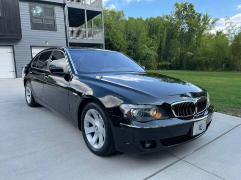 2008 BMW 7 Series for sale at CarUnder10k in Dayton TN