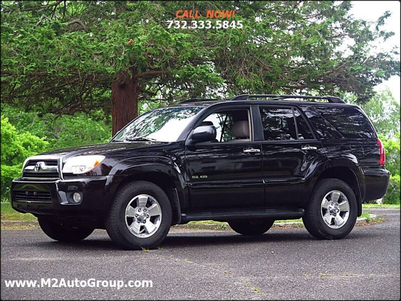 2007 Toyota 4Runner for sale at M2 Auto Group Llc. EAST BRUNSWICK in East Brunswick NJ