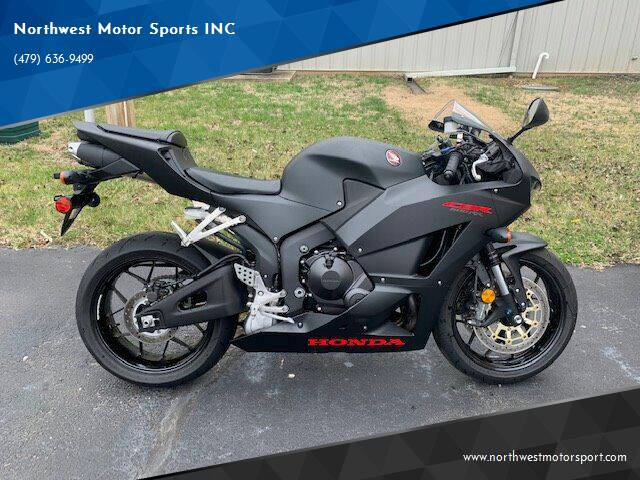 2019 Honda CBR600RR for sale at Northwest Motor Sports INC in Rogers AR