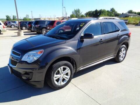 2013 Chevrolet Equinox for sale at De Anda Auto Sales in Storm Lake IA