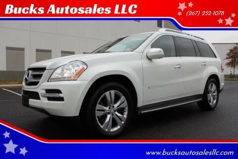 2010 Mercedes-Benz GL-Class for sale at Bucks Autosales LLC - Bucks Auto Sales LLC in Levittown PA