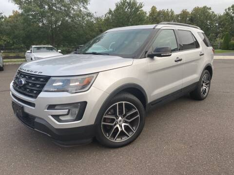 2016 Ford Explorer for sale at PA Auto World in Levittown PA