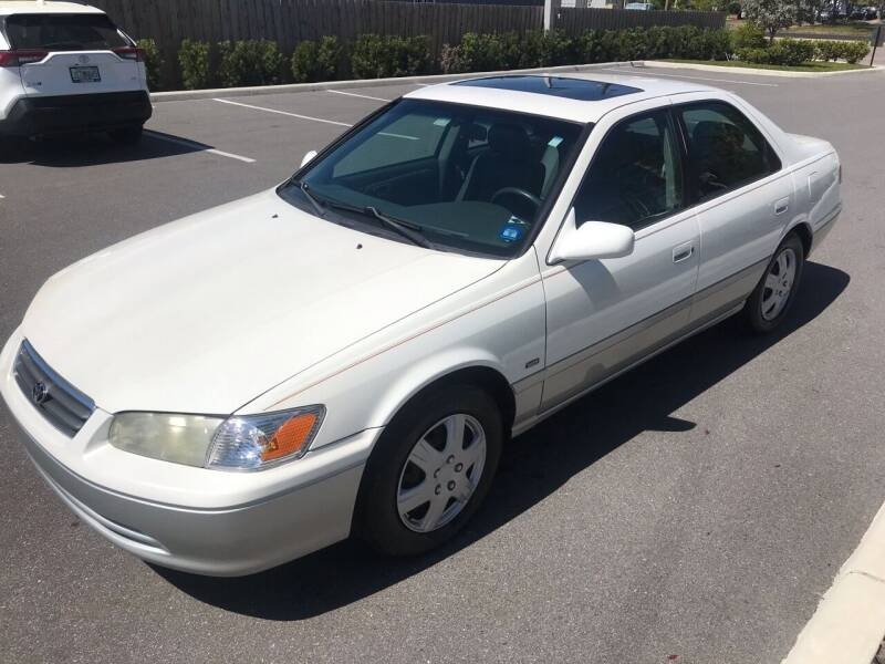 2001 Toyota Camry for sale at Florida Coach Trader Inc in Tampa FL