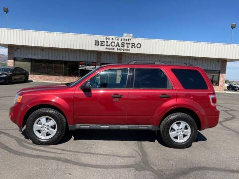 2009 Ford Escape for sale at Belcastro Motors in Grand Junction CO