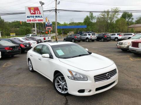 2010 Nissan Maxima for sale at KB Auto Mall LLC in Akron OH
