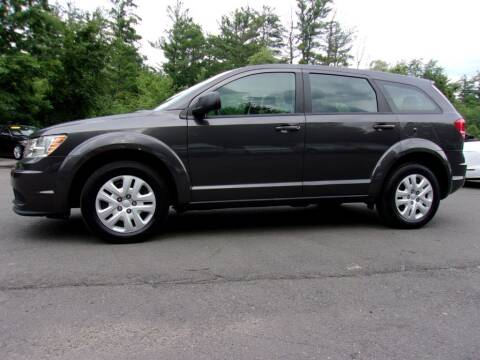 2014 Dodge Journey for sale at Mark's Discount Truck & Auto Sales in Londonderry NH