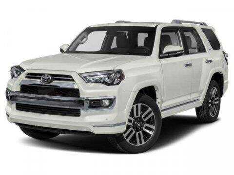 2021 Toyota 4Runner for sale at TEJAS TOYOTA in Humble TX