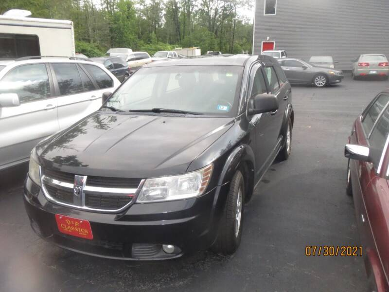 2010 Dodge Journey for sale at D & F Classics in Eliot ME