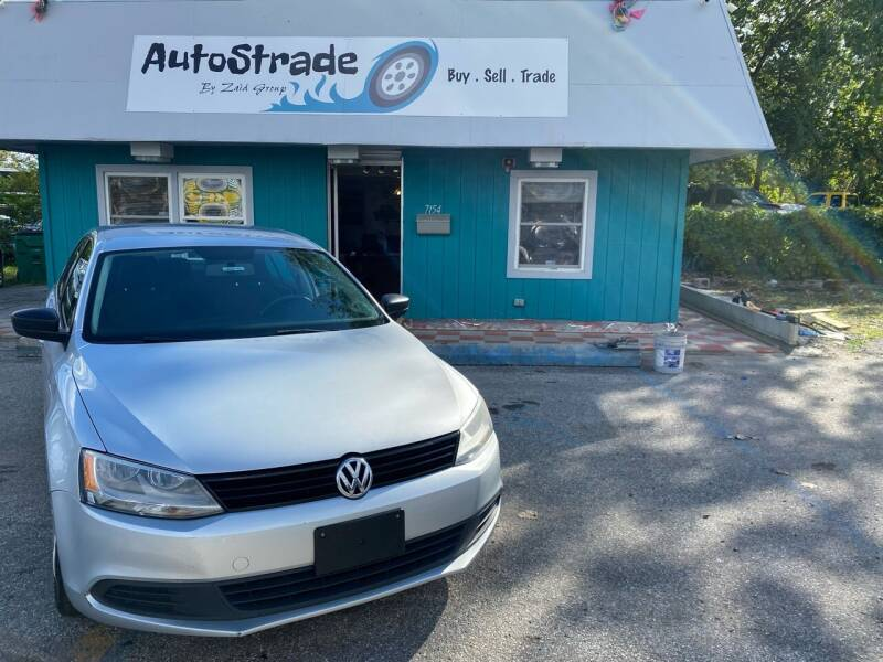 2012 Volkswagen Jetta for sale at Autostrade in Indianapolis IN
