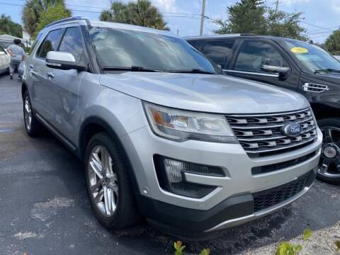 2016 Ford Explorer for sale at Mike Auto Sales in West Palm Beach FL