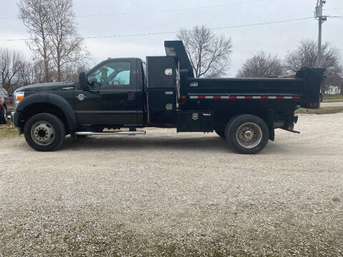 2015 Ford F-550 Super Duty for sale at J2 WHEELS UNLIMITED in Griggsville IL