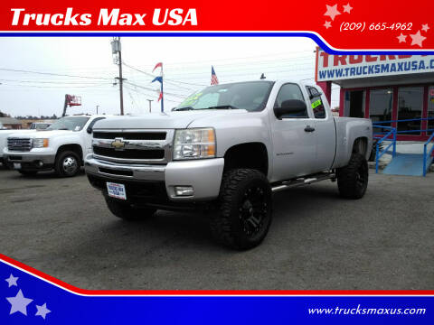 2010 Chevrolet Silverado 1500 for sale at Trucks Max USA in Manteca CA