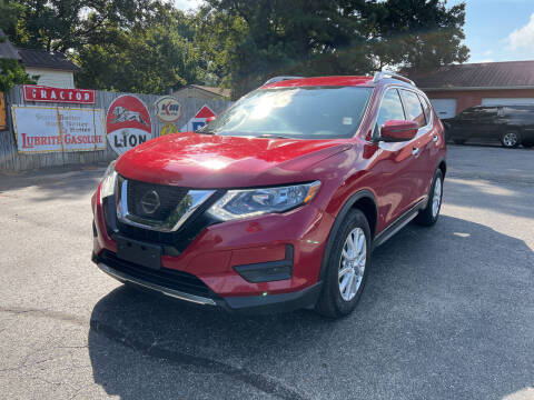 2017 Nissan Rogue for sale at Towell & Sons Auto Sales in Manila AR