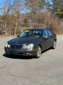 2008 Mercedes-Benz E-Class for sale at Westford Auto Sales in Westford MA