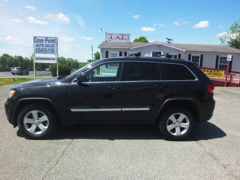 2011 Jeep Grand Cherokee for sale at Cove Point Auto Sales in Joppa MD
