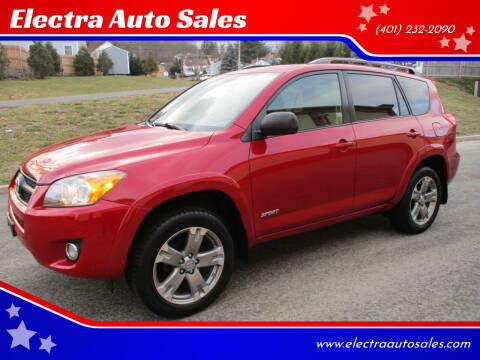 2010 Toyota RAV4 for sale at Electra Auto Sales in Johnston RI