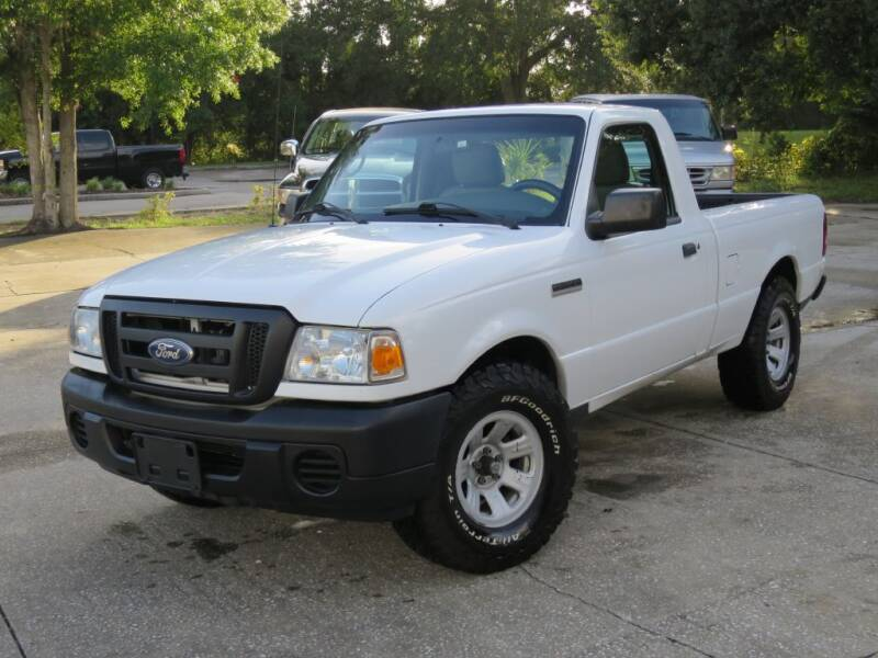 2011 Ford Ranger for sale at Caspian Cars in Sanford FL