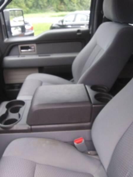 2011 Ford F-150 4x4 XLT 4dr SuperCrew Styleside 6.5 ft. SB - Pleasant View TN