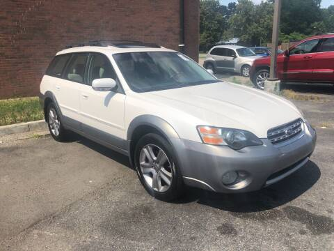 2005 Subaru Outback for sale at City to City Auto Sales in Richmond VA