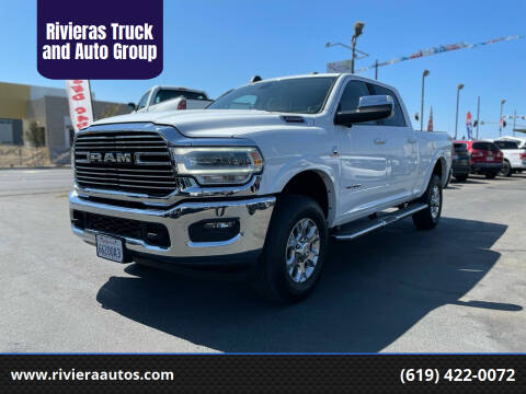 2020 RAM Ram Pickup 2500 for sale at Rivieras Truck and Auto Group in Chula Vista CA