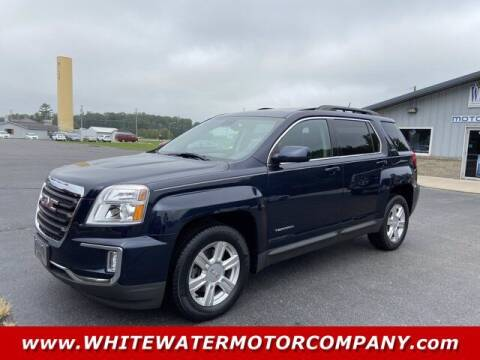 2016 GMC Terrain for sale at WHITEWATER MOTOR CO in Milan IN