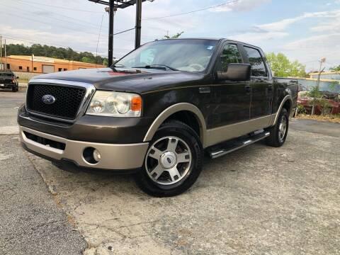 2008 Ford F-150 for sale at Atlas Auto Sales in Smyrna GA