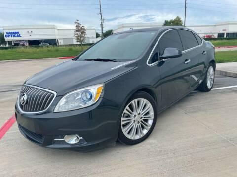 2014 Buick Verano for sale at TWIN CITY MOTORS in Houston TX