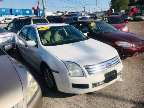 2008 Ford Fusion for sale at I57 Group Auto Sales in Country Club Hills IL