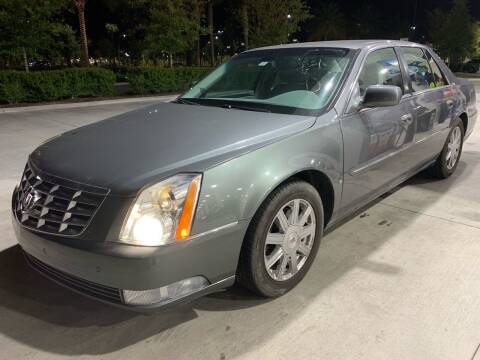 2008 Cadillac DTS for sale at Next Autogas Auto Sales in Jacksonville FL